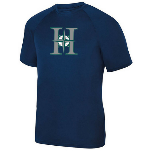 Halfmoon Mariners Uniform Warm-Up Shirt- Youth & Adult