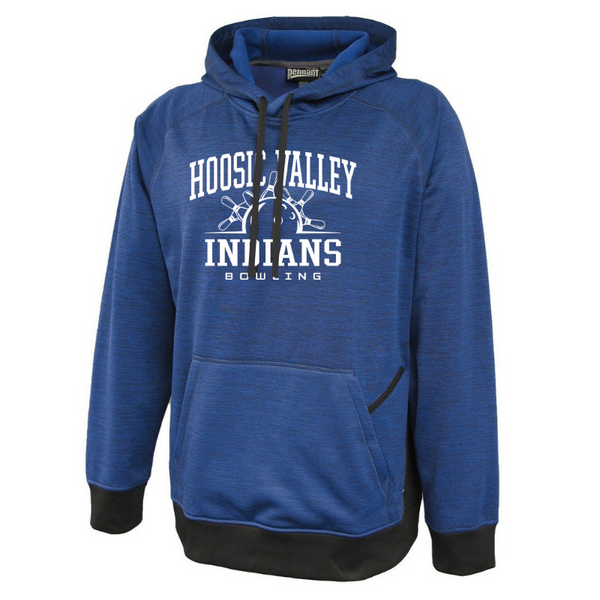HV Bowling Heather Performance Hoodie- 2 Colors