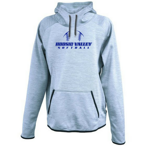 Hoosic Valley Softball Ladies Performance Hoodie- 4 Colors