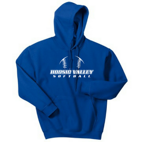 Hoosic Valley Softball Hoodie- Youth & Adult, 3 Colors