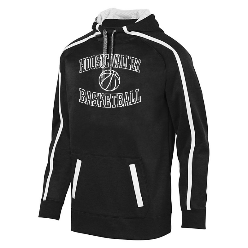 HV Basketball Performance Hoodie- Youth, Ladies & Men's, 2 Colors