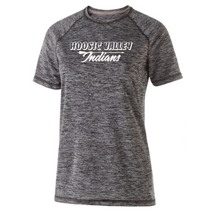 Hoosic Valley Heather Performance Tee- Youth, Ladies, & Men's, 2 Colors