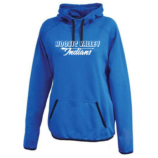 Hoosic Valley Ladies Performance Hoodie- 2 Colors