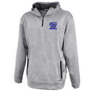 Hoosic Valley Hooded 1/4 Zip Performance Pullover- 2 Colors