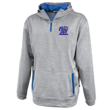 Load image into Gallery viewer, Hoosic Valley Hooded 1/4 Zip Performance Pullover- 2 Colors