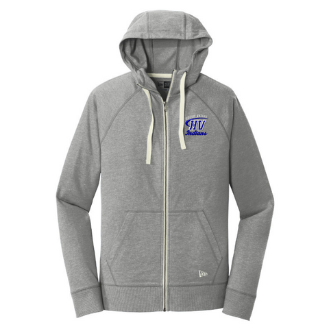 Hoosic Valley Lightweight Full Zip Hoodie- Ladies & Men's, 3 Colors