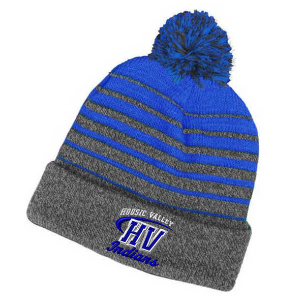 Hoosic Valley Pom Pom Beanie- 5 Styles