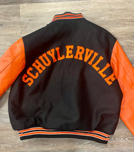Load image into Gallery viewer, CLEARANCE- Schuylerville Varsity Jacket