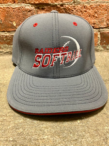 CLEARANCE- Raiders Softball Flexfit Hat