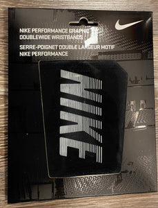 CLEARANCE-Nike Performance Doublewide Wristbands