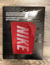 Load image into Gallery viewer, CLEARANCE-Nike Performance Doublewide Wristbands