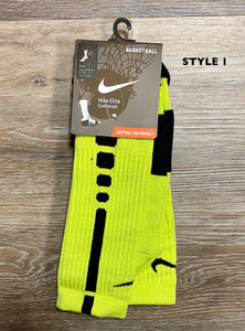CLEARANCE- Nike Elite Crew Basketball Socks