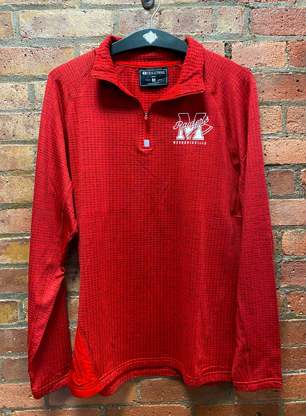 CLEARANCE- Mechanicville Quarter-zip Pullover