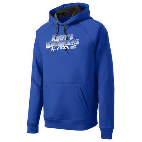 Kody's Krusaders Performance Hoodie- Ladies & Men's