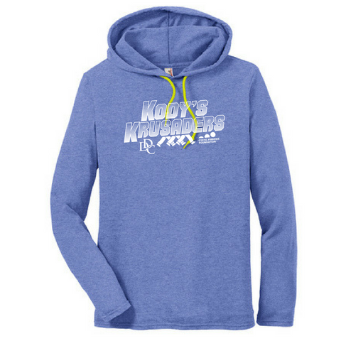 Kody's Krusader's Lightweight Hooded Long Sleeve- Ladies & Men's