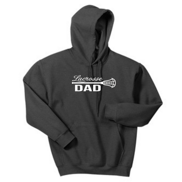 Lacrosse Custom Family Fan Hoodie- Youth & Adult, 7 Colors