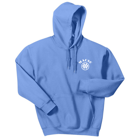 MACSC Hoodie- Youth & Adult, 5 Colors