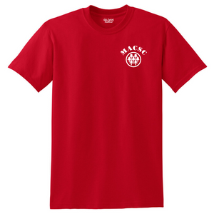 MACSC Cotton Tee- Youth & Adult, 4 Colors