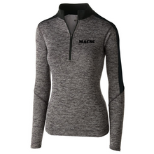 Load image into Gallery viewer, MASCS Heather Lightweight 1/4 Zip Pullover- Youth, Ladies, & Men's, 4 Colors