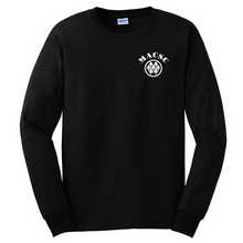 Load image into Gallery viewer, MACSC Long Sleeve Tee- Youth & Adult, 4 Colors