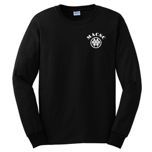 MACSC Long Sleeve Tee- Youth & Adult, 4 Colors