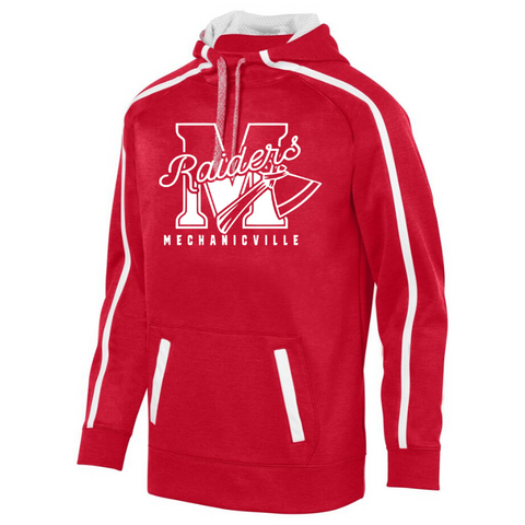 Mechanicville Class of 2022 Performance Hoodie- Youth, Ladies & Men's, 3 Colors, 2 Logo Options
