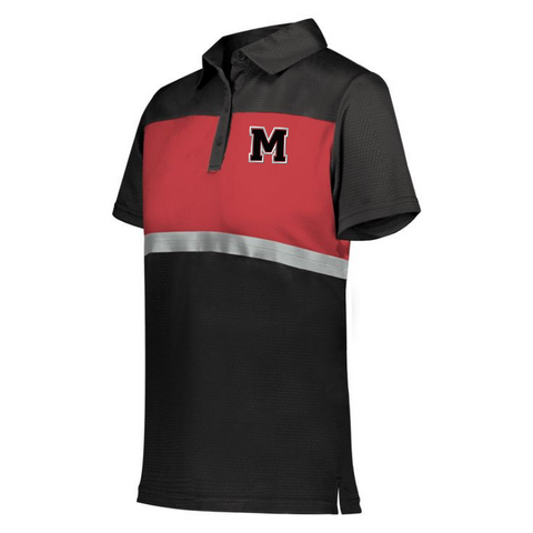Mechanicville Long Sleeve Hooded Heather Performance Shirt- Ladies & Men's, 3 Colors, 2 Logos