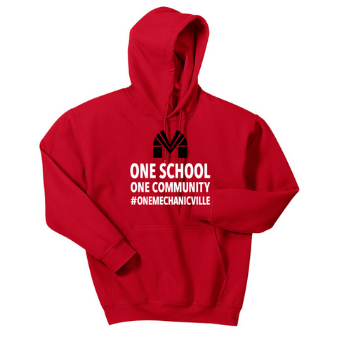 Mechanicville Hoodie- Youth & Adult, 3 Colors