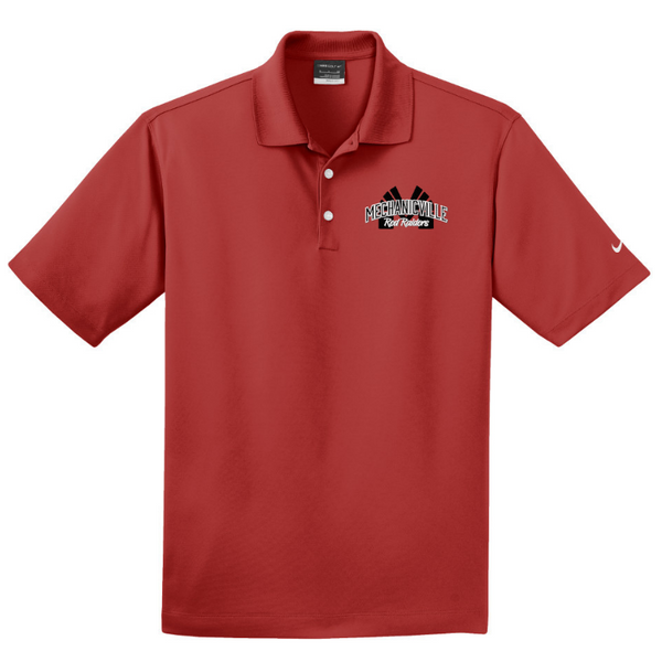 Mechanicville Red Raiders Nike Performance Polo- 2 Colors