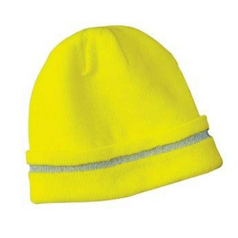 High Visibility Winter Beanie- 2 Colors
