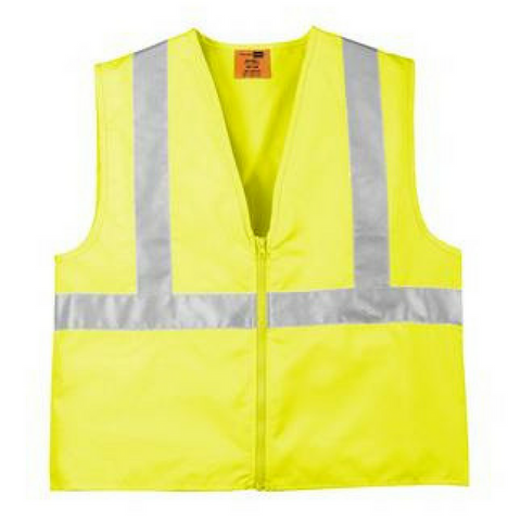 High Visibility Safety Vest- 2 Colors