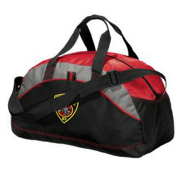 Small Contrast Duffle Bag- 3 Colors