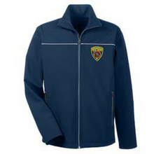 Load image into Gallery viewer, Solid Full-Zip Soft Shell Jacket- 3 Colors