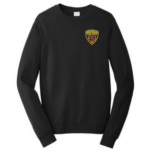 Fleece Crewneck Sweatshirt- 3 Colors