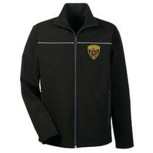 Solid Full-Zip Soft Shell Jacket- 3 Colors