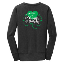Load image into Gallery viewer, Legends/Off Broadway Ladies French Terry Crew Neck Sweatshirt- 2 Colors
