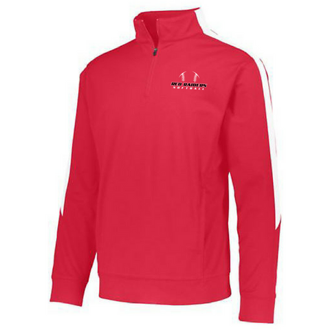 Mechanicville Softball Performance 1/4 Zip- Youth, Ladies, & Men's, 2 Colors