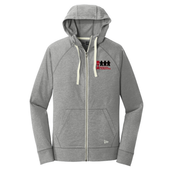 MTA Lightweight Full Zip Hoodie- Ladies & Men's, 3 Colors