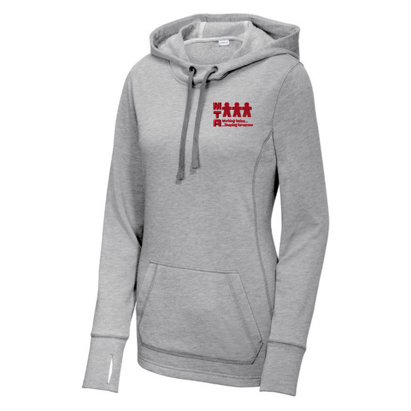 MTA Tri-Blend Fleece Hoodie- Ladies & Men's, 3 Colors
