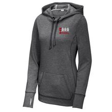 Load image into Gallery viewer, MTA Tri-Blend Fleece Hoodie- Ladies & Men's, 3 Colors