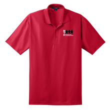 Load image into Gallery viewer, MTA Vertical Texture Performance Polo- Ladies & Men's, 3 Colors