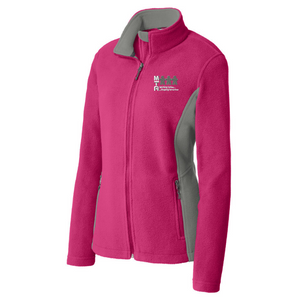 MTA Coloblock Fleece Jacket- Ladies & Men's, 3 Colors