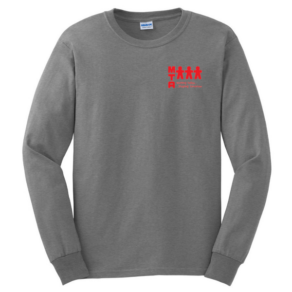 MTA Long Sleeve T-Shirt- 5 Colors