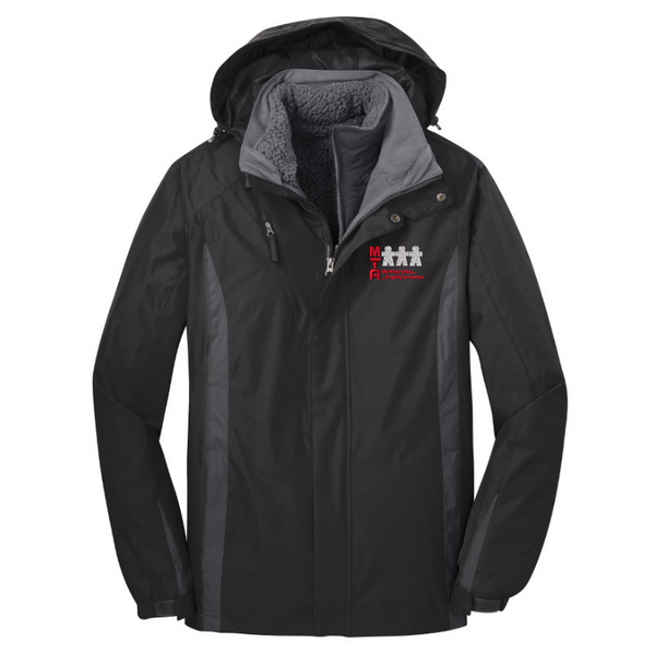 MTA 3-in-1 Jacket- Ladies & Men's, 2 Colors