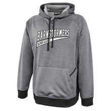 Load image into Gallery viewer, Barnstormers Heather Performance Hoodie- 2 Colors