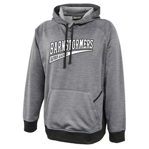 Barnstormers Heather Performance Hoodie- 2 Colors
