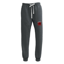 Load image into Gallery viewer, Mechanicville Red Raiders Jogger Sweatpants- Youth, Ladies, & Men's, 2 Colors