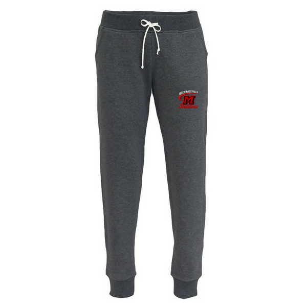 Mechanicville Red Raiders Jogger Sweatpants- Youth, Ladies, & Men's, 2 Colors