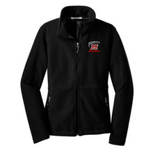 Load image into Gallery viewer, Mechanicville Red Raiders Full Zip Fleece- Youth, Ladies, & Men's, 3 Colors