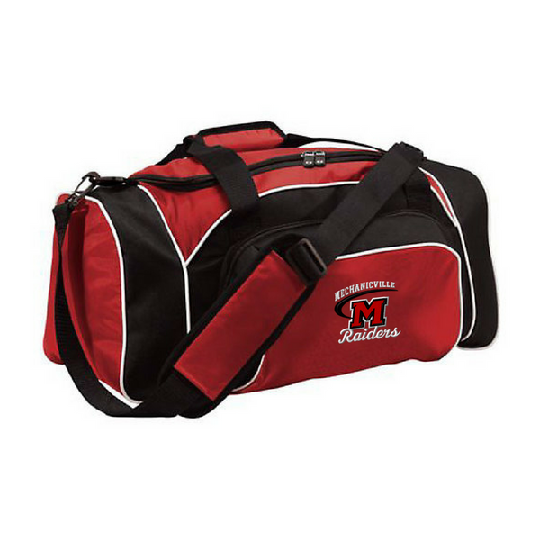 Mechanicville Red Raiders Duffle Bag